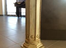 colonna in ferro