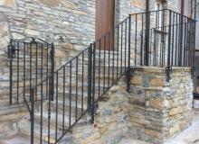 scale in ferro esterno fabbro nicolini piacenza - 2016